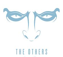 The Others Minimalist Poster by liquidsouldes