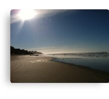 Nye Beach Canvas Print