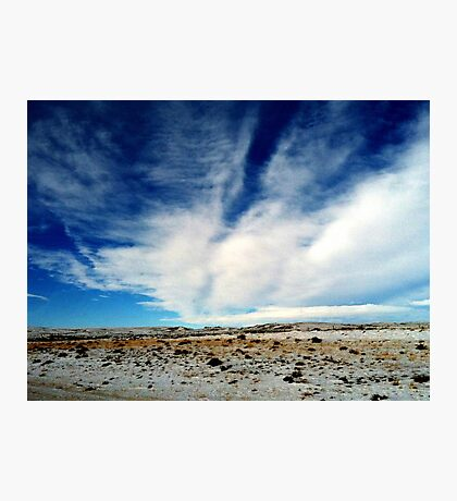 Wyoming Landscape Photographic Print