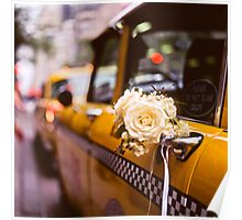 Wedding TAXI Poster