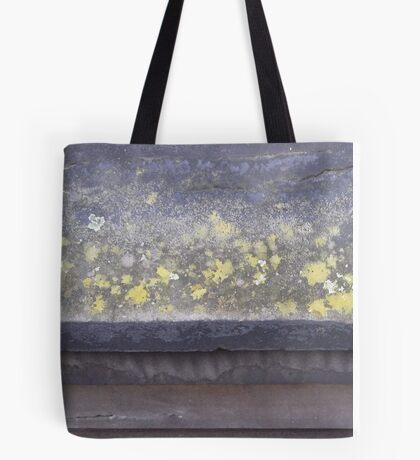Lichen ledge Tote Bag