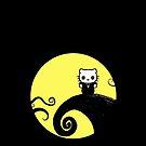 nightmare before kitty by deedeedee123