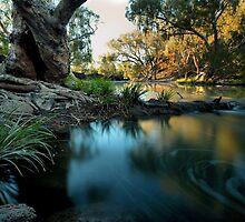 Burdekin River near greenvale by Matthew Larsen