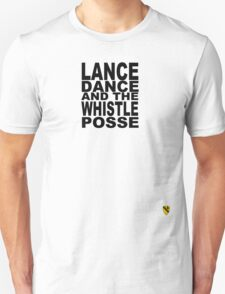 Lance Dance - Rave Veteran Unisex T-Shirt