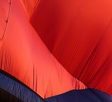 Abstract Balloon  by Lyle Hatch