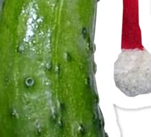 Christmas Pickle Sticker