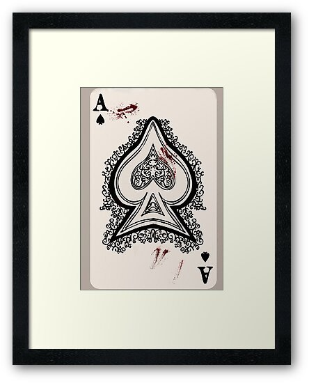 Ace of Spades by Rob Goforth