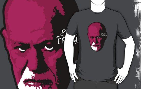 Pink Freud  by sietepe
