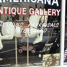 Americana Antique Gallery by Mike Shell