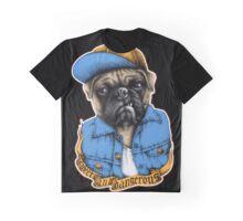 gangsta pug  Graphic T-Shirt