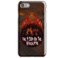 4DJOTA flaming design iPhone Case/Skin