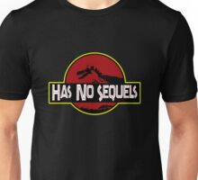 No Sequel Dinosaur Unisex T-Shirt