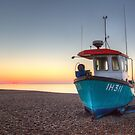 Aldeburgh Sunrise  by Stacey  Purkiss