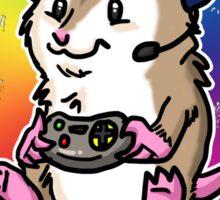HG - HamsteGames Sticker