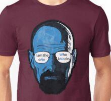 Heisenberg Knock Unisex T-Shirt