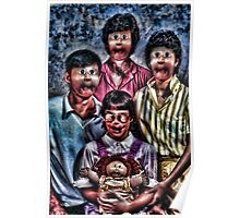Toy Crazies Poster