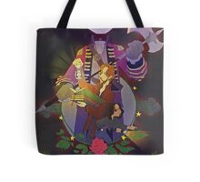 Sleepy Hollow - Abbie and Crane  Tote Bag