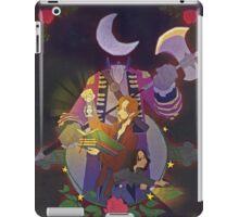 Sleepy Hollow - Abbie and Crane  iPad Case/Skin