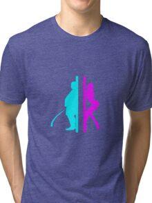 The sexy behind U Tri-blend T-Shirt