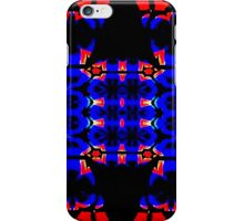 Blue & Orange Timer iPhone Case/Skin