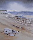 Bridlington North Bay by Val Spayne