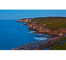 The Balcony's Royal National Park, Sydney. Photographic Print
