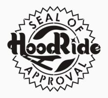 Hoodride seal of Approval Baby Tee