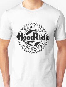 Hoodride seal of Approval Unisex T-Shirt