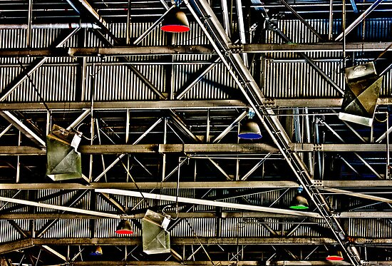 Industrial Chaos by Buckwhite