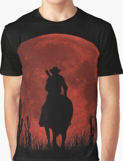 Lonesome Cowboy (v2) Graphic T-Shirt