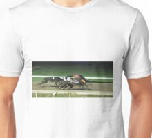 Dogs Racing working sports dogs Unisex T-Shirt