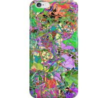 Splashes of Paint iPhone Case/Skin