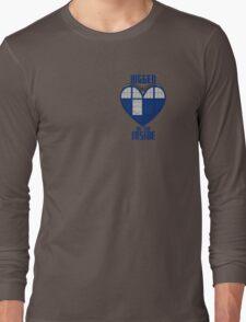 Bigger on the Inside Long Sleeve T-Shirt