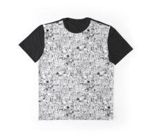 Hideyoshi Nagachika Collage Graphic T-Shirt