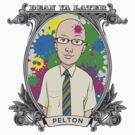 Dean Pelton by Tom  Ledin