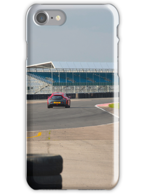Track day for your iphone by Martyn Franklin