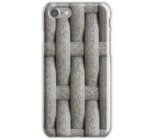Basket weave iPhone cover iPhone Case/Skin