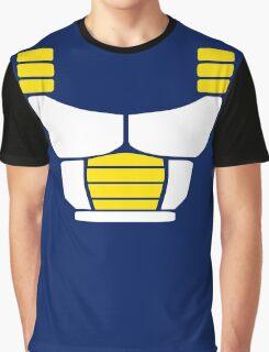 Minimalist Saiyan armor (v2) Graphic T-Shirt