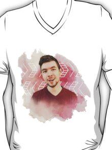 jacksepticeye watercolor splash T-Shirt