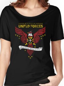 United Forces Insignia Women's Relaxed Fit T-Shirt