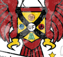 United Forces Insignia Sticker