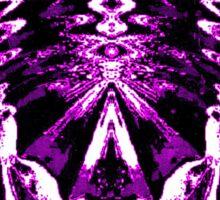 Lavender Diamond Sticker