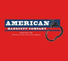 American Handcuff Company by Randall Robinson