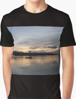 Evening Calm ,Burtonport Harbour, Donegal,Ireland Graphic T-Shirt