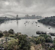 Sydney: one April morning by Jason Ruth
