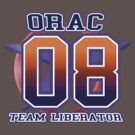 Team Liberator: ORAC by shaydeychic