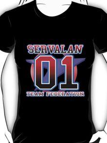 Team Federation: SERVALAN T-Shirt