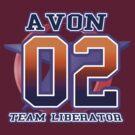 Team Liberator: AVON by shaydeychic