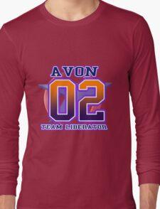 Team Liberator: AVON Long Sleeve T-Shirt