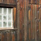 Window At China Camp by 2HivelysArt